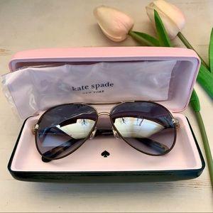 ✨NWT! Kate Spade Aviator Sunglasses